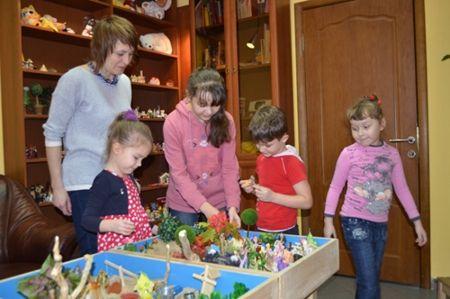 Психологический центр детский психолог семейный психолог психотерапевтическая работы с детьми