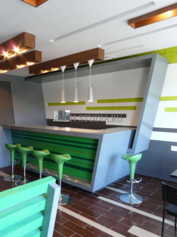 Интерьер кафе в китайском стиле фото