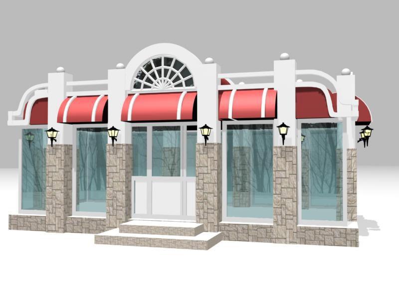 Дизайны павильонов